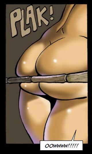 Historia real: el spanking más duro de mi vida
